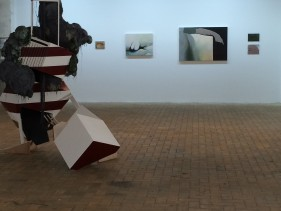 Ronald Spitzer (sculpture), Carina Schüring (paintings)