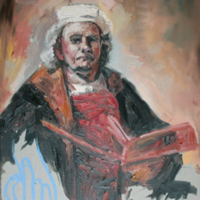 Dewi Hoppe, Rembrandt doesn't take me seriously